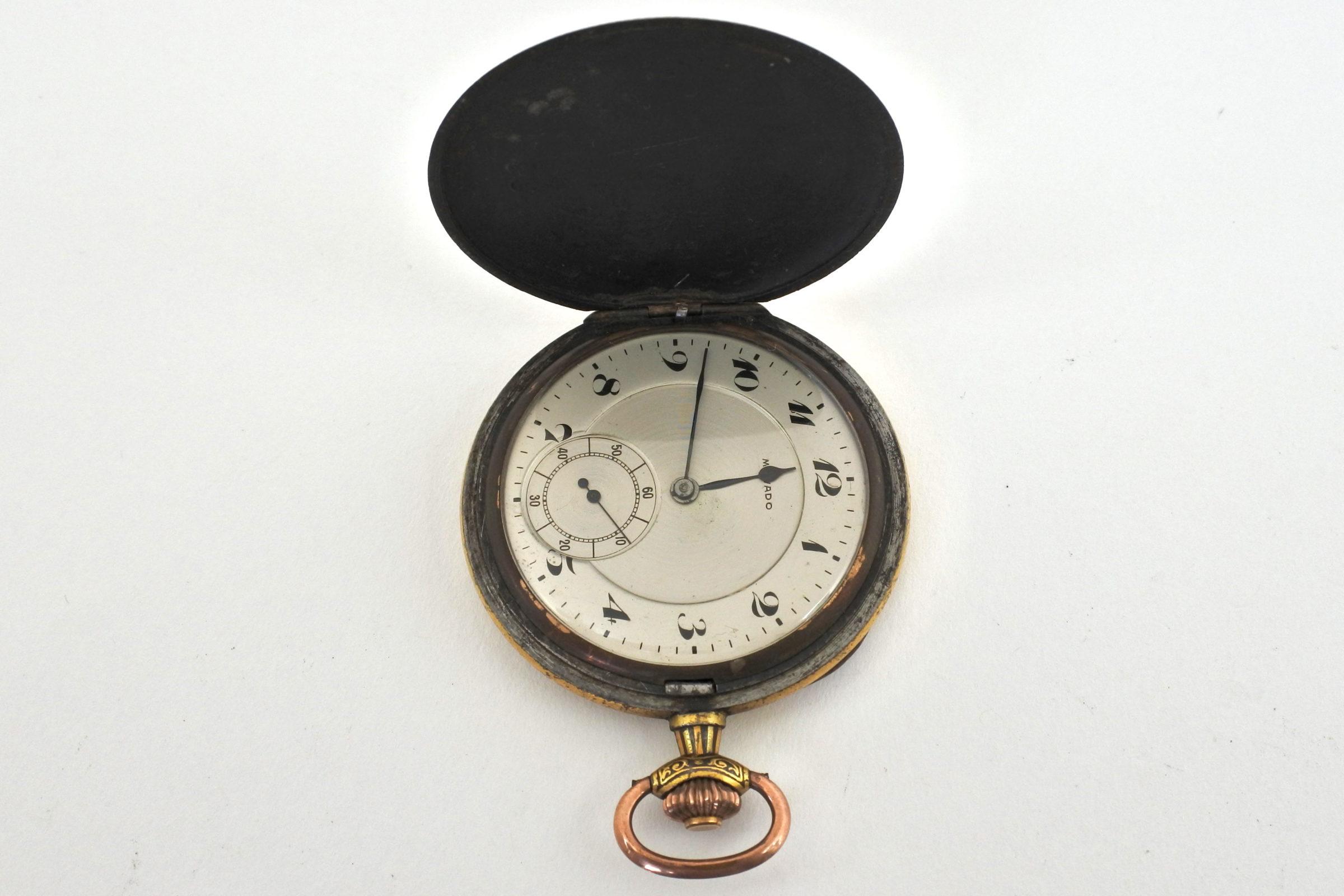 Orologio da tasca Movado - 2