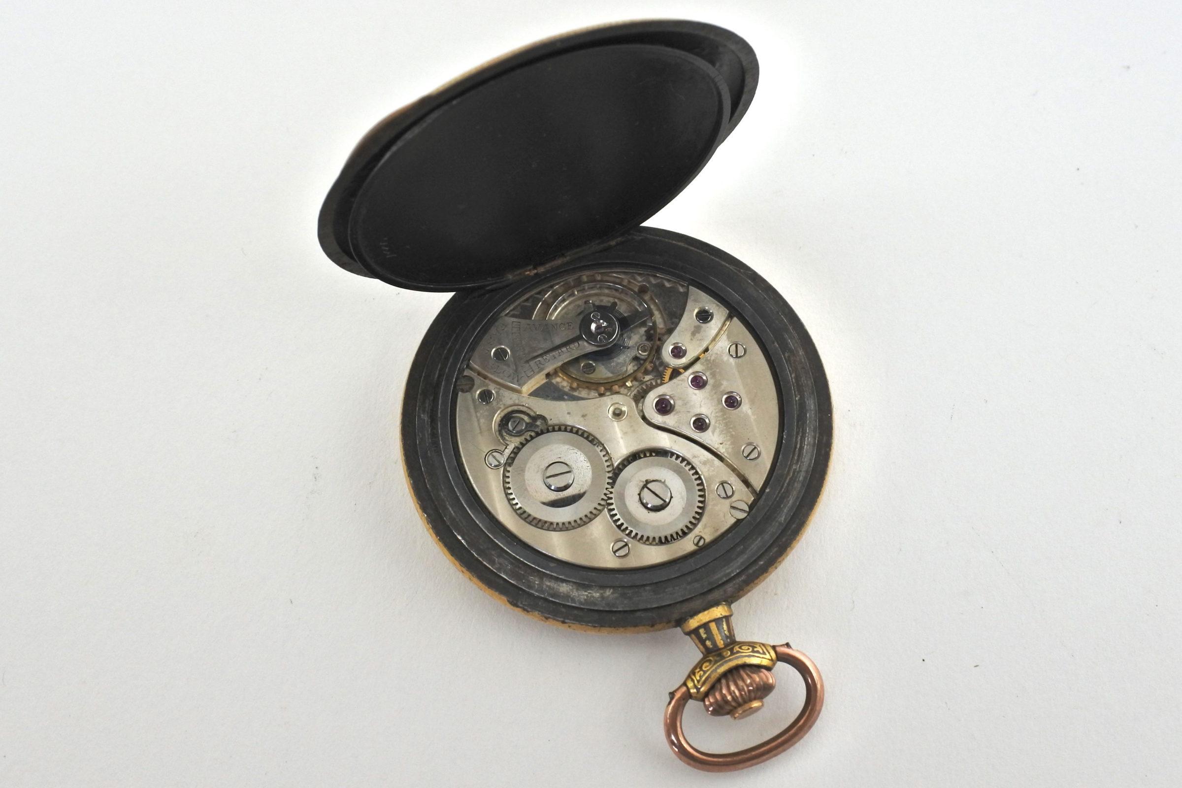 Orologio da tasca Movado - 4