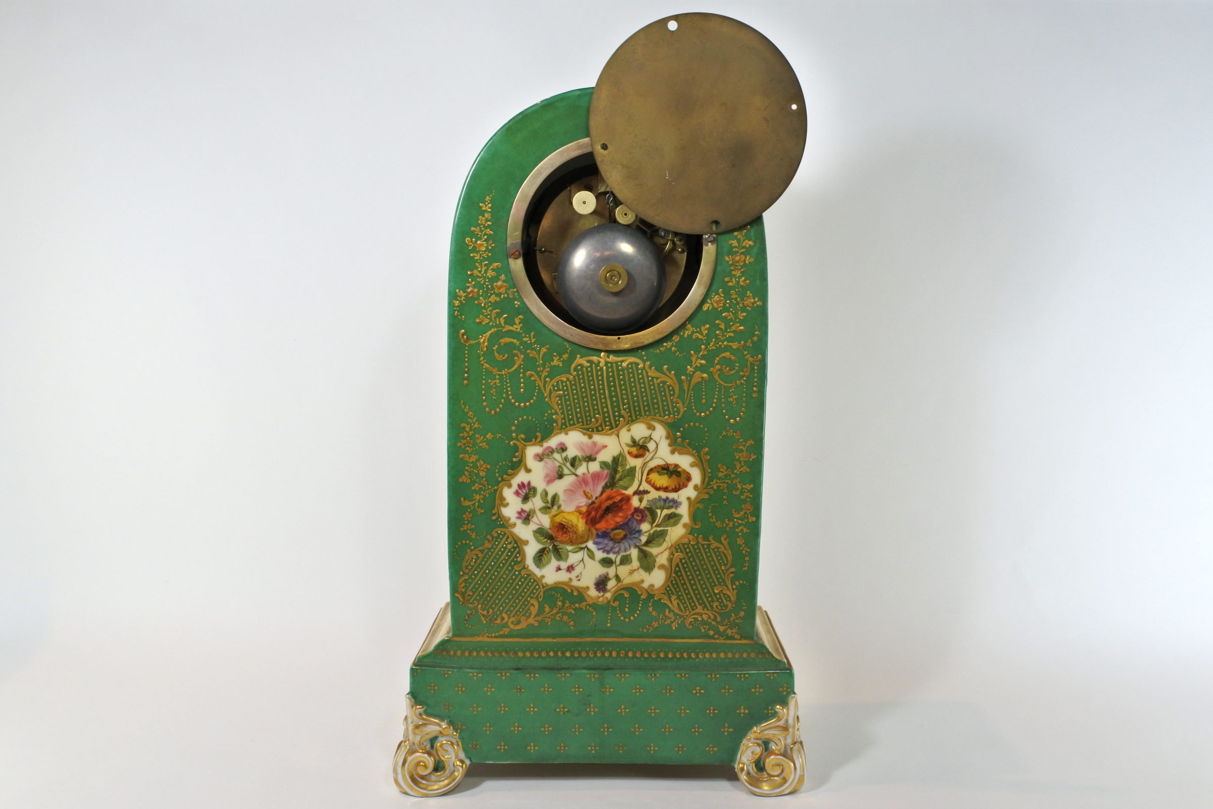 Orologio in porcellana di Sèvres - 3