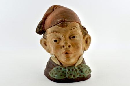 Portatabacco in ceramica