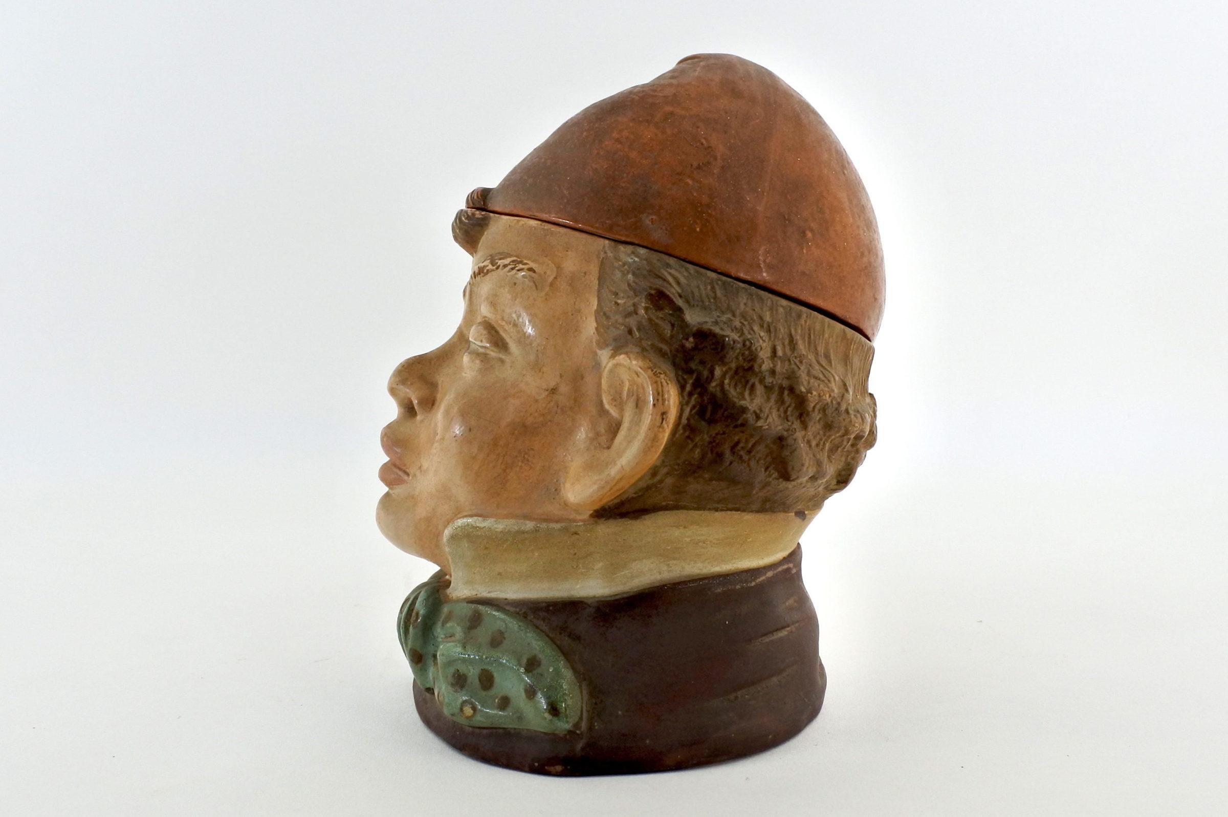 Portatabacco in ceramica - 2