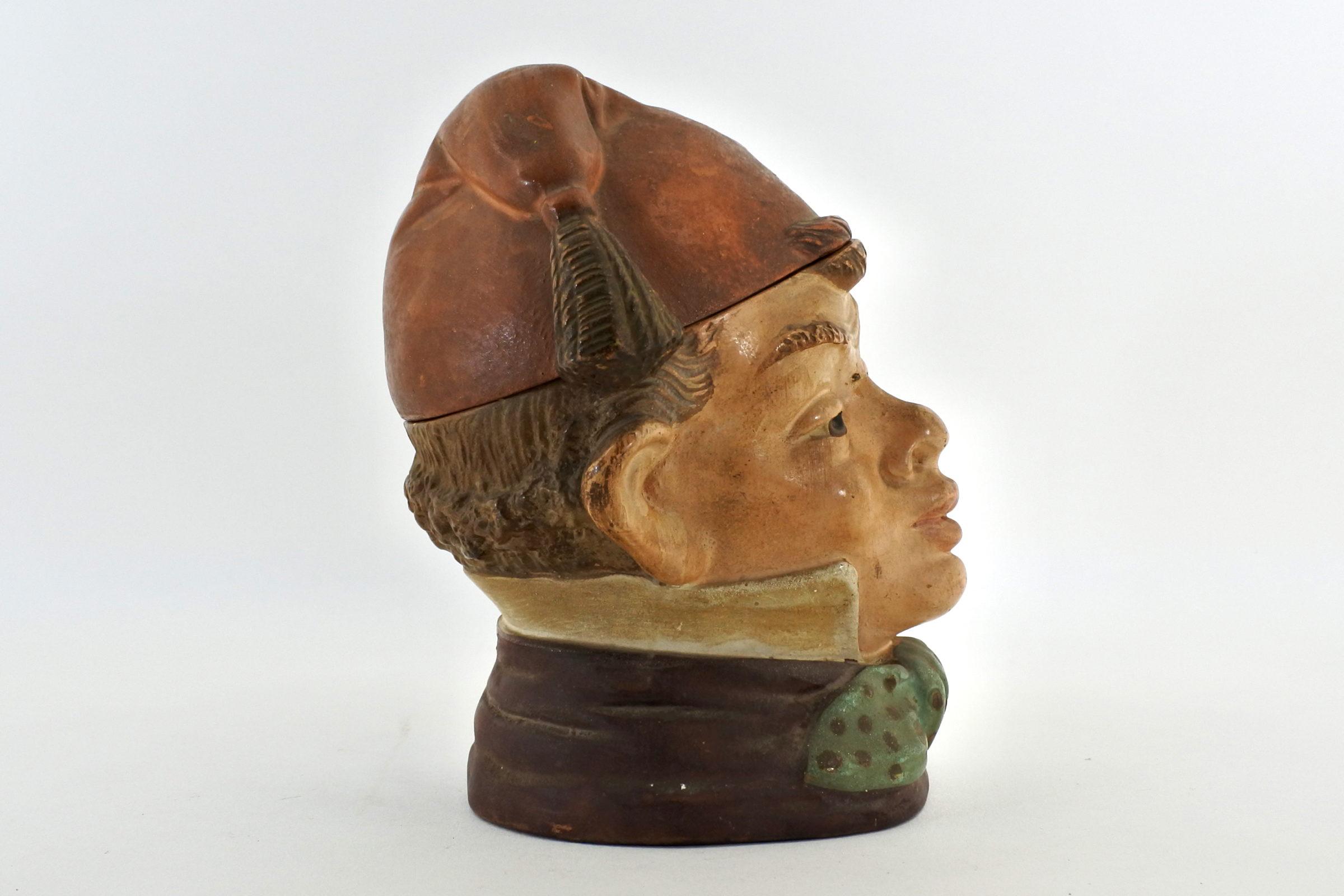 Portatabacco in ceramica - 4