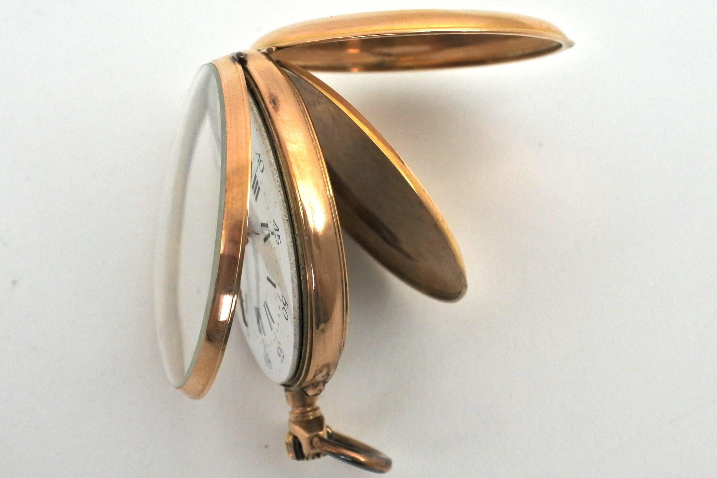 Orologio da tasca in oro - Octave Dupont - 6
