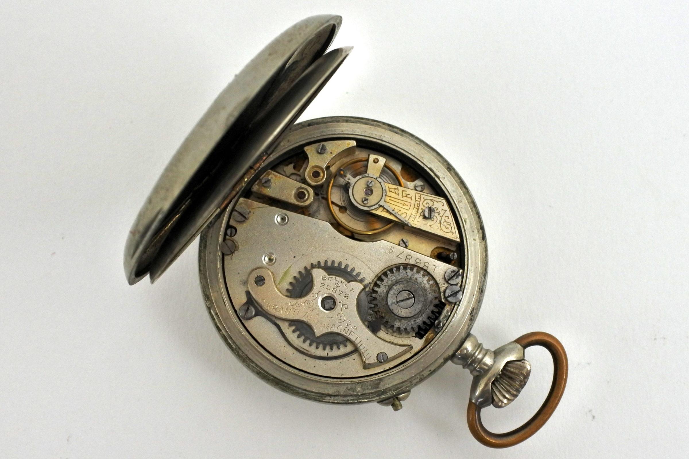 Orologio da tasca Cortebert superieure breveté - 3