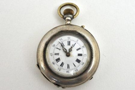 Orologio da tasca – monachina in argento