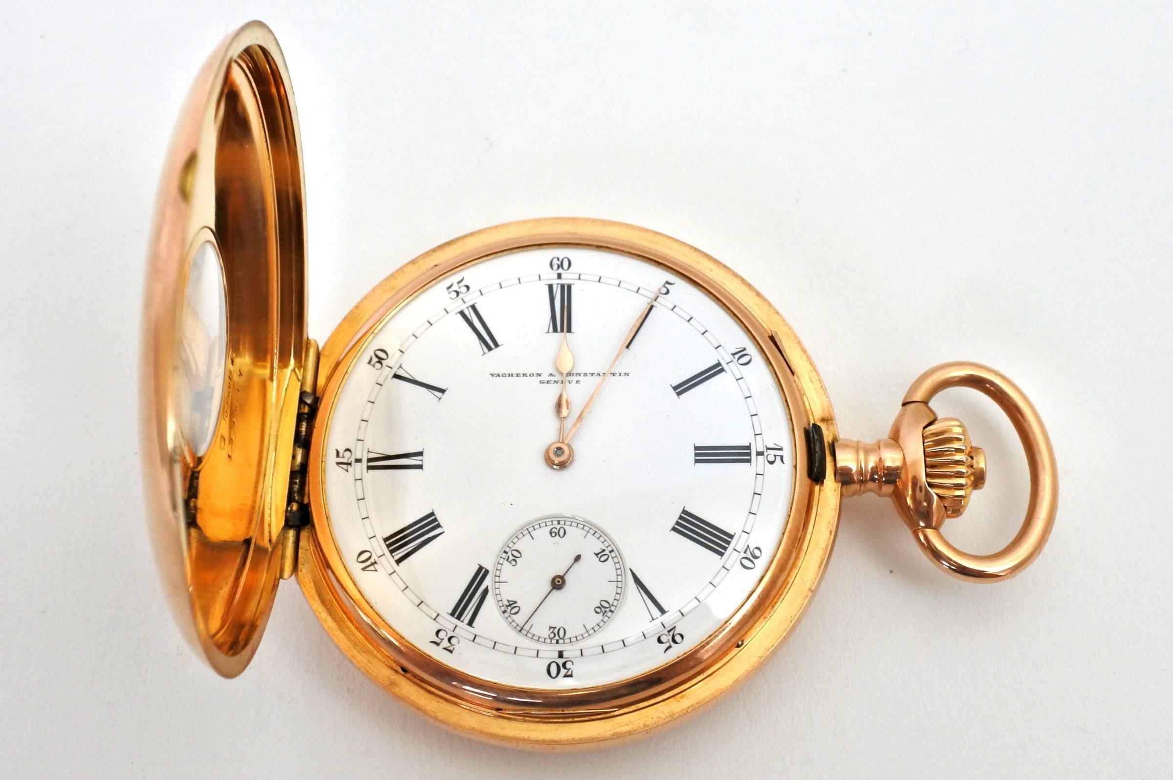 Orologio da tasca occhio di bue in oro - Vacheron & Constantin Genève - 3