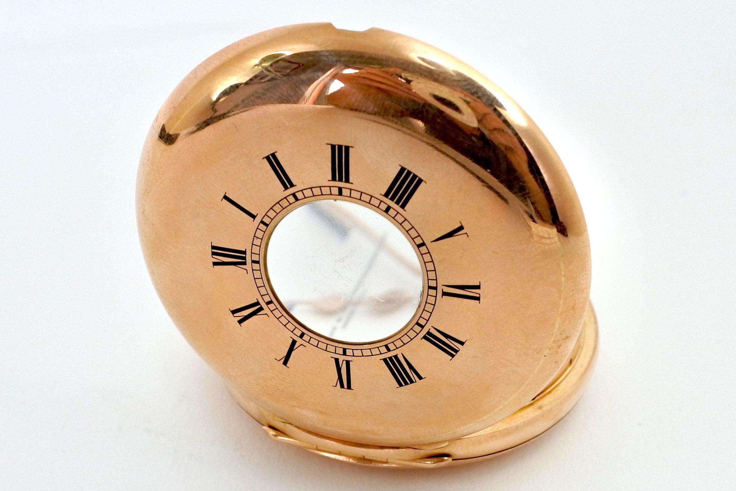 Orologio da tasca occhio di bue in oro - Vacheron & Constantin Genève - 5