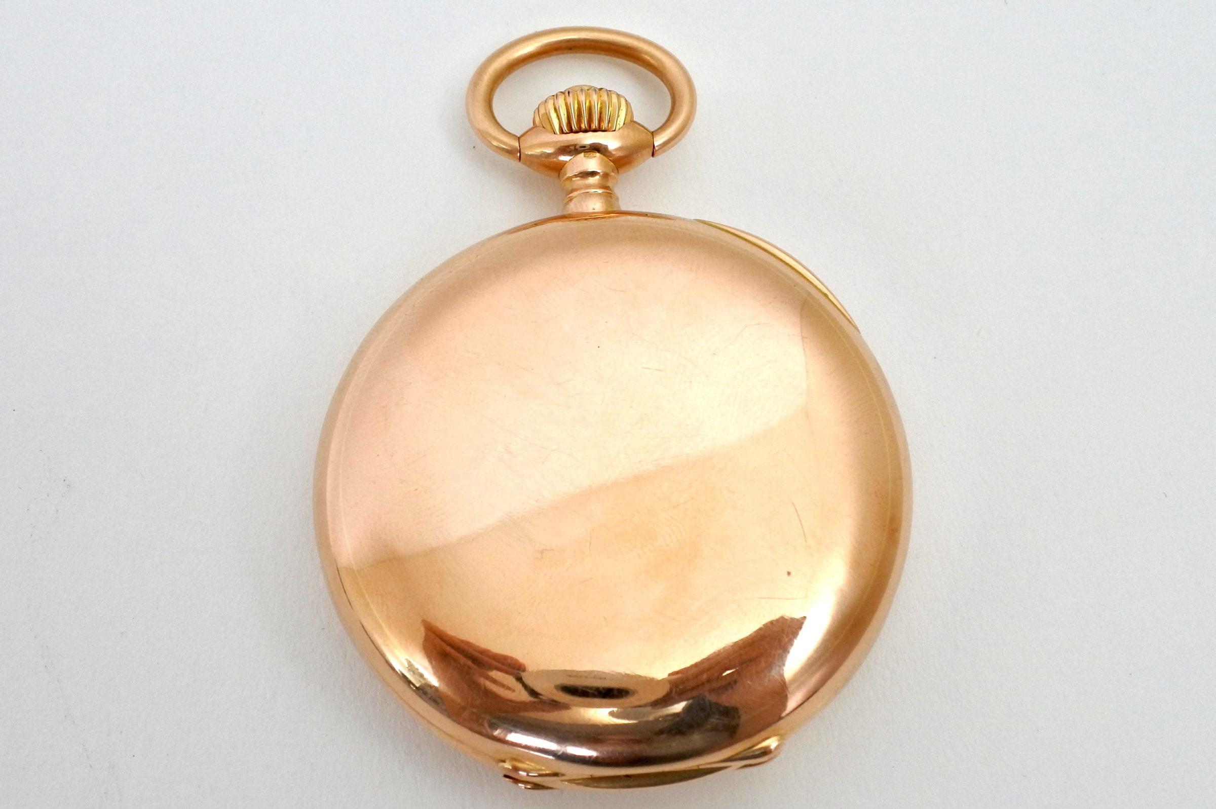 Orologio da tasca occhio di bue in oro - Vacheron & Constantin Genève - 10