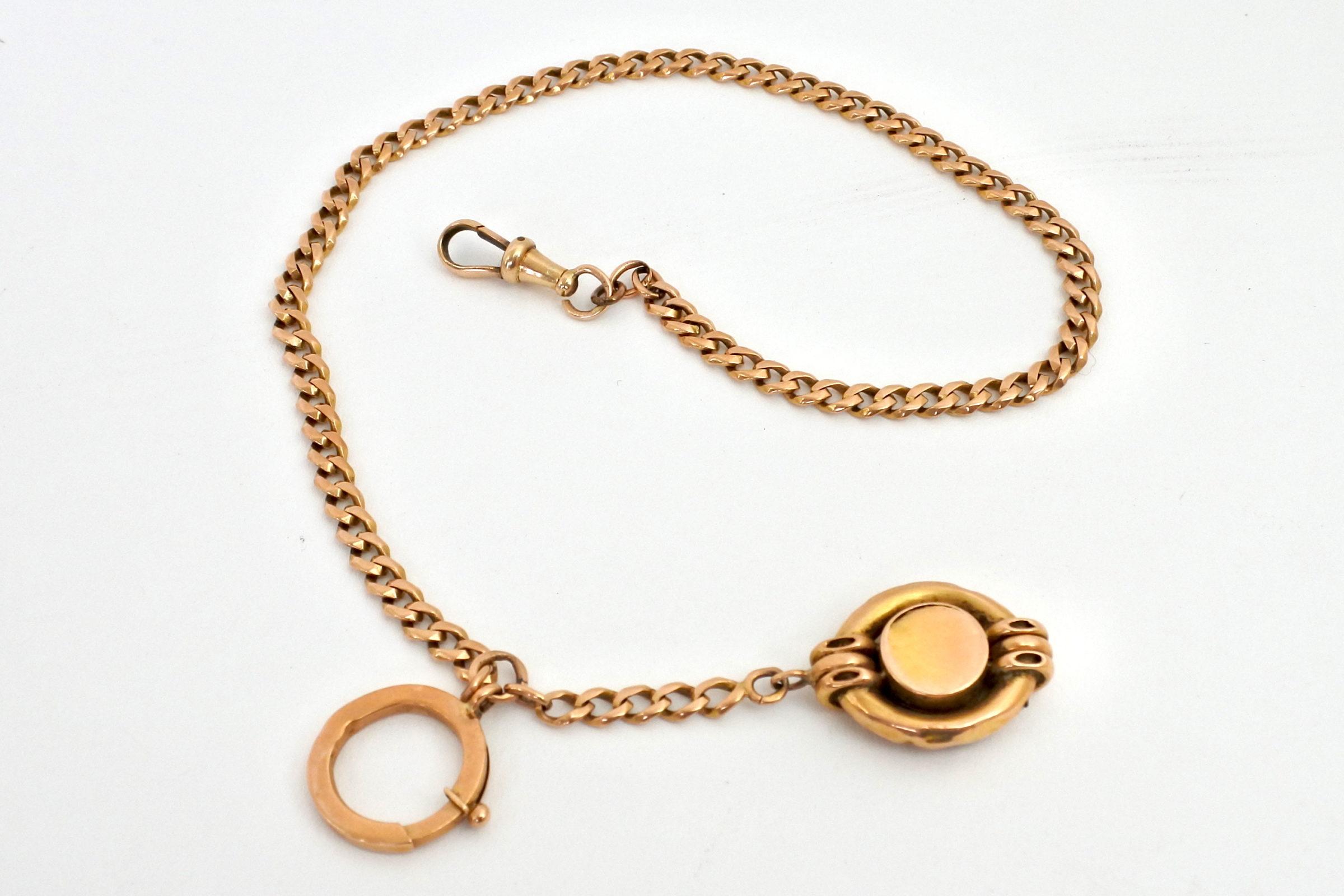 Orologio da tasca occhio di bue in oro - Vacheron & Constantin Genève - 12
