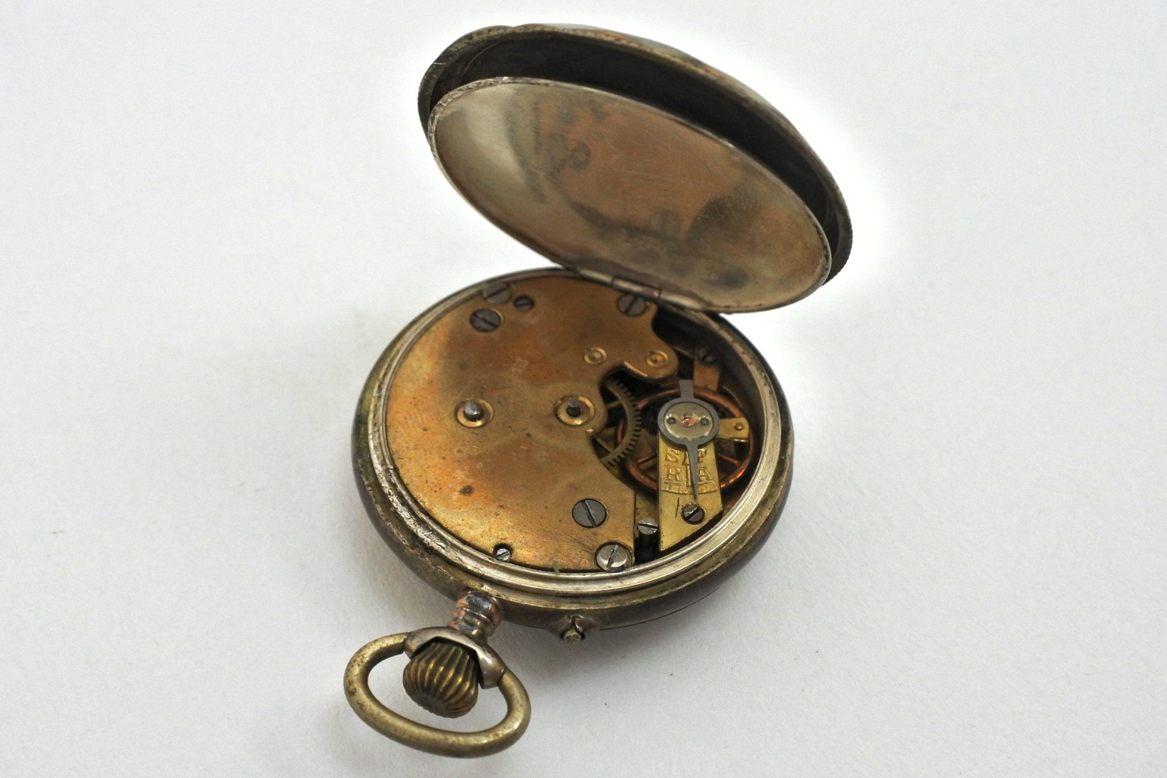 Orologio da tasca – monachina Noemi - 3