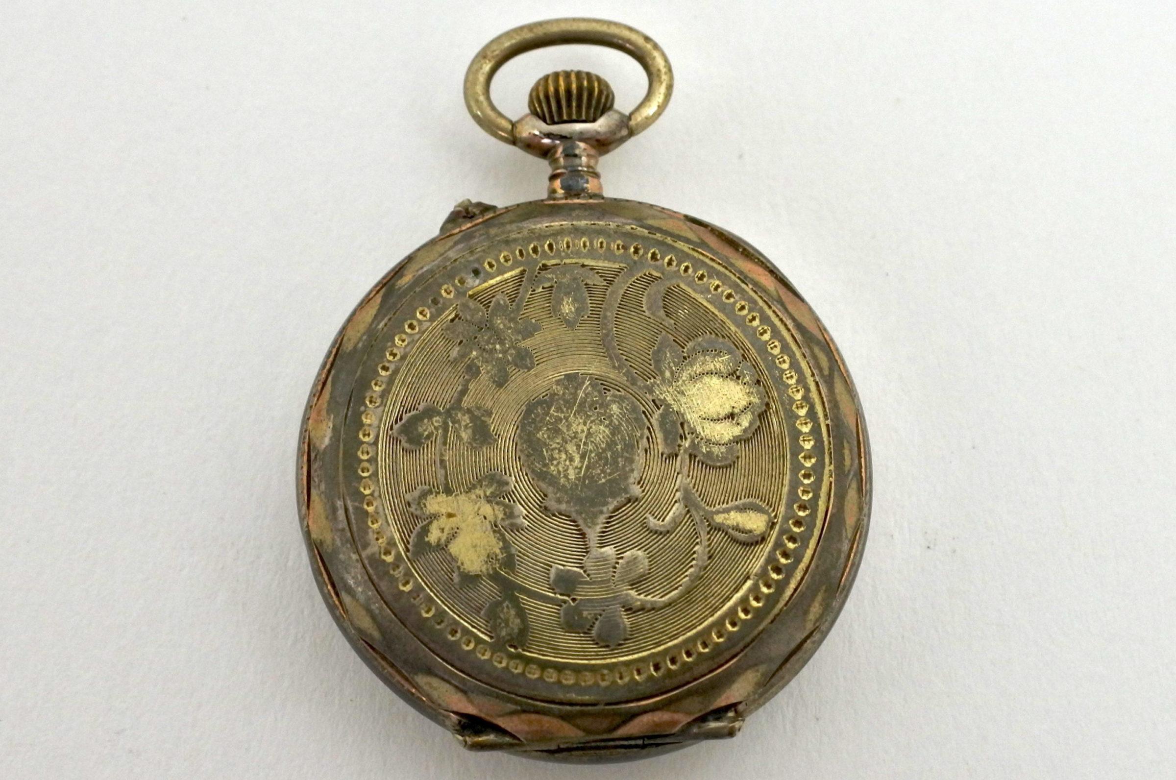 Orologio da tasca – monachina Noemi - 4