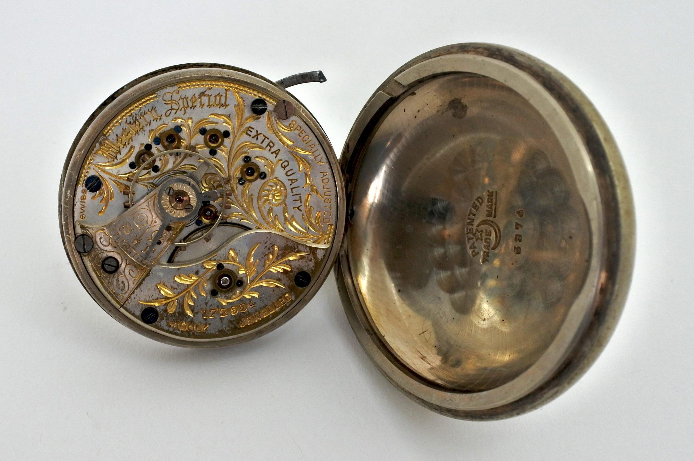 Orologio da tasca Western Special - 2