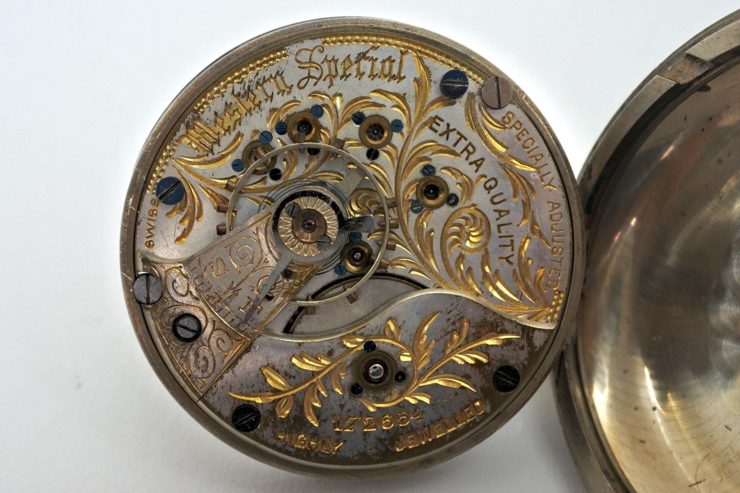 Orologio da tasca Western Special - 3