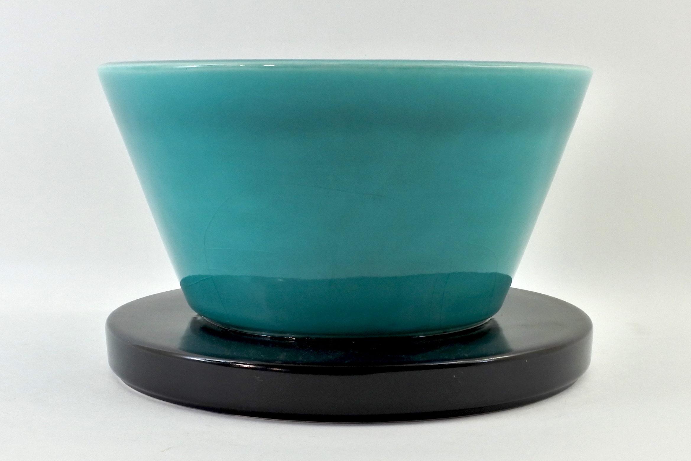 Coppa Frank in ceramica - Designer Marco Zanini - Collezione Hollywood