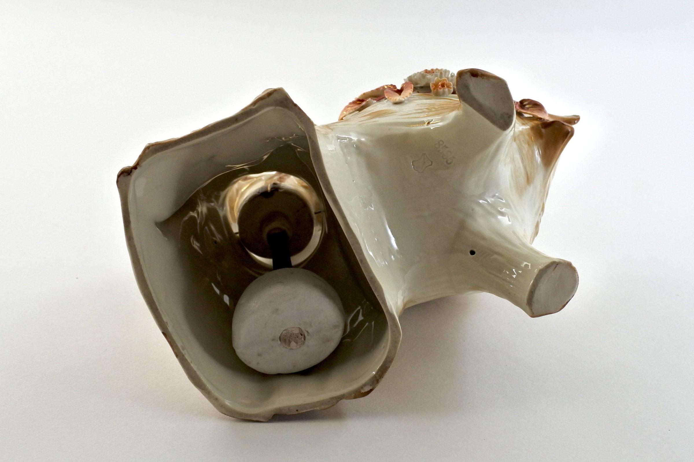 Cinese basculante in ceramica - Trembleur - 5