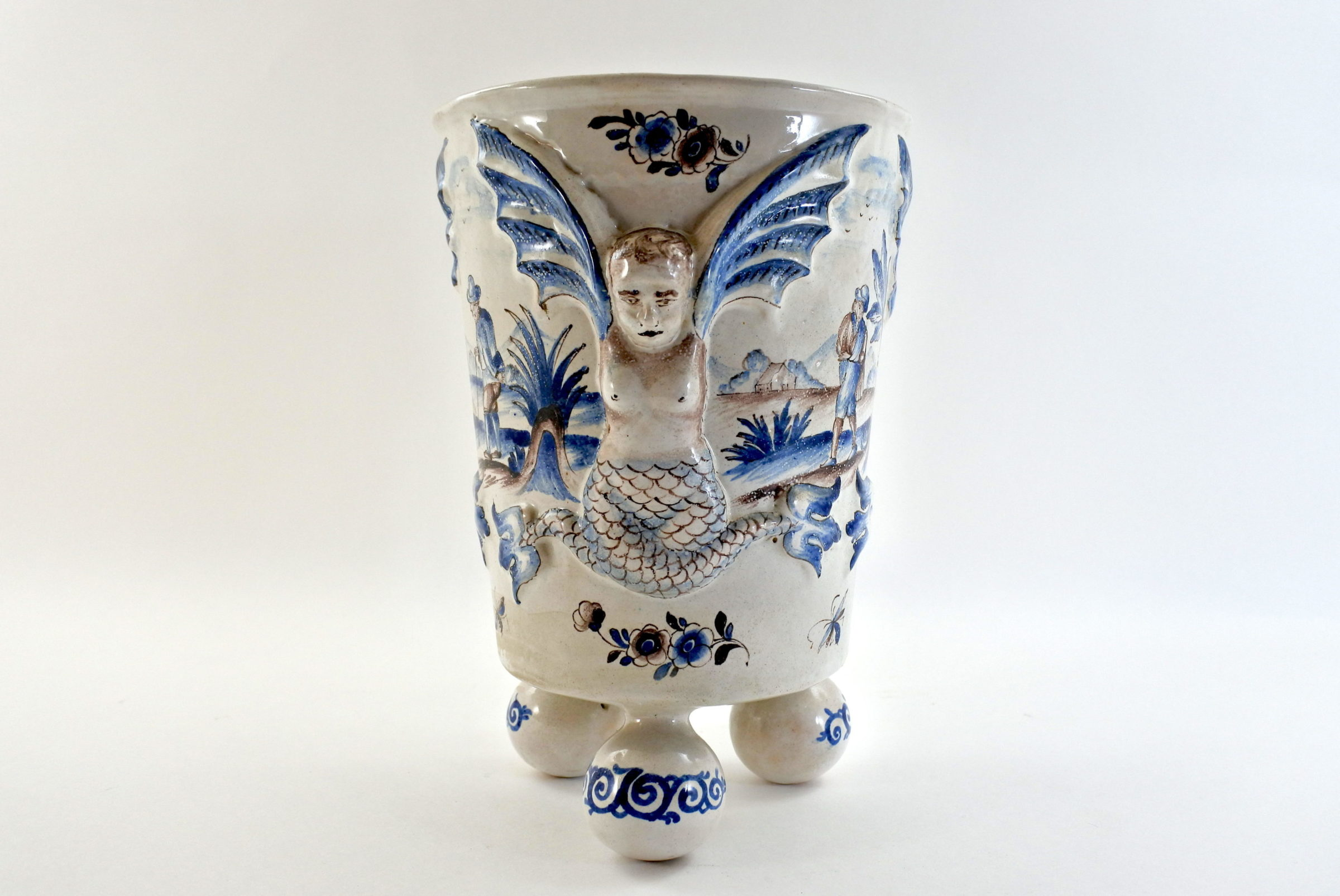 Rinfrescatoio Niderviller in ceramica - 3