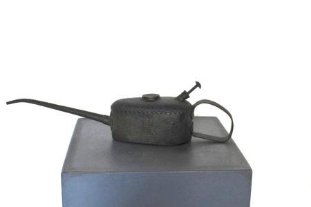 Oliatore in metallo - Kaye's patent n° 228439
