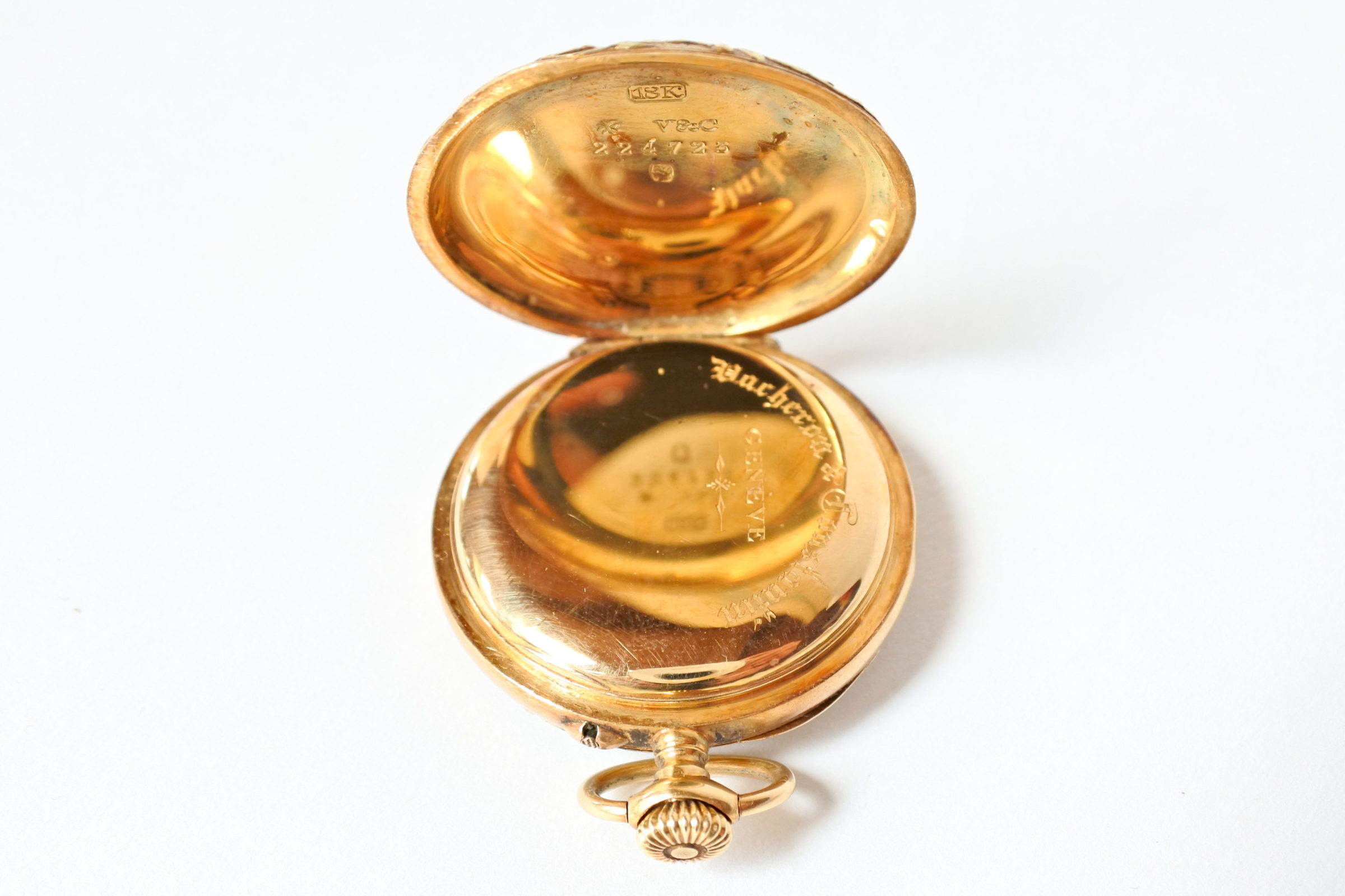 Monachina Vacheron Constantin in oro 18k - 4