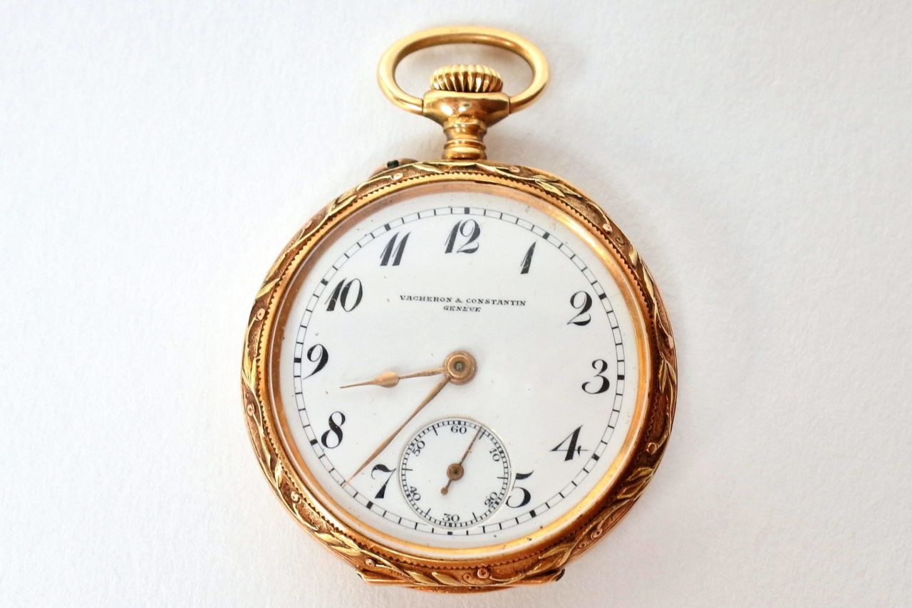 Monachina Vacheron Constantin in oro 18k