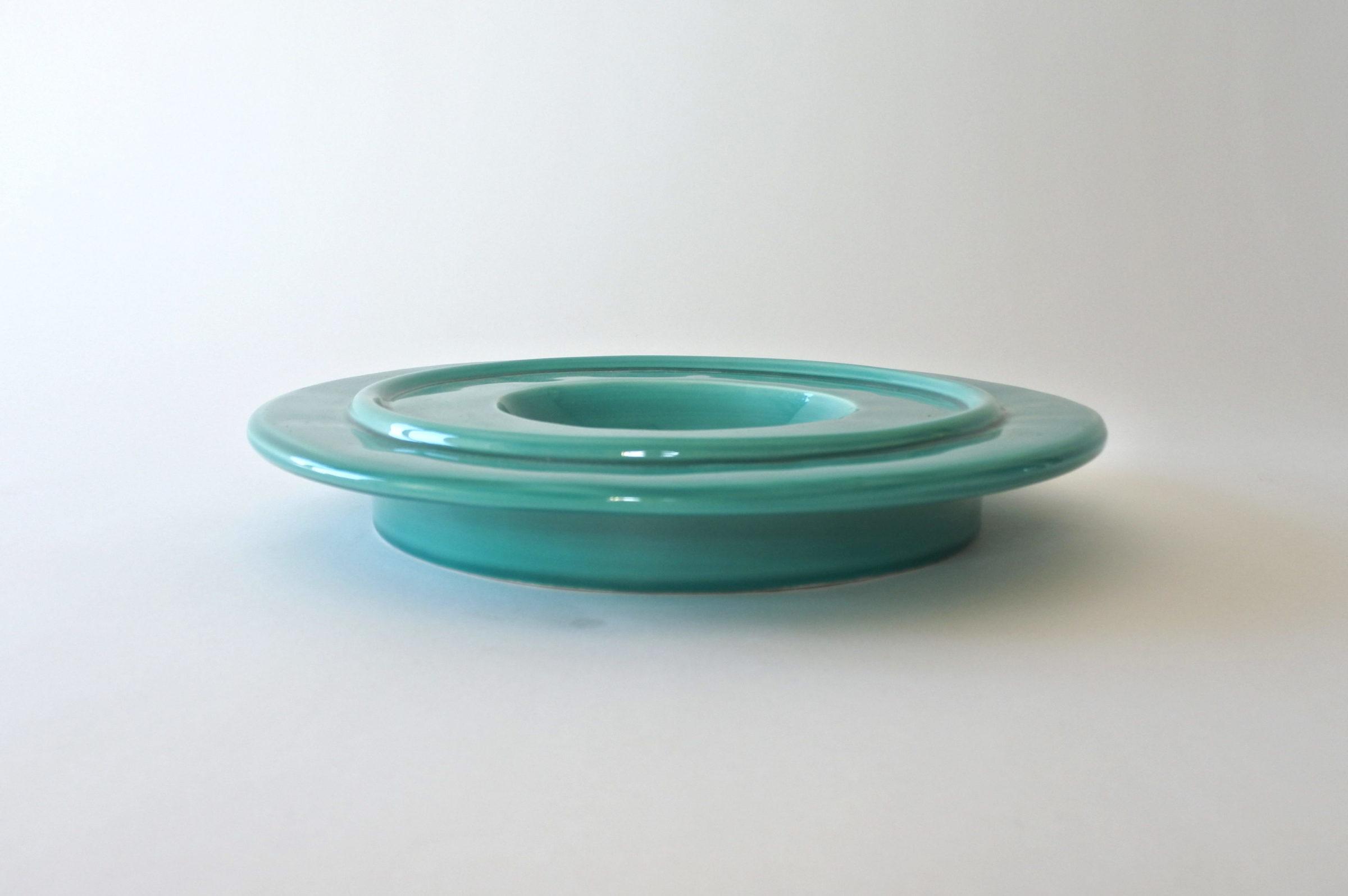 Centro tavola in ceramica - Ettore Sottsass per ceramiche Bitossi - 2