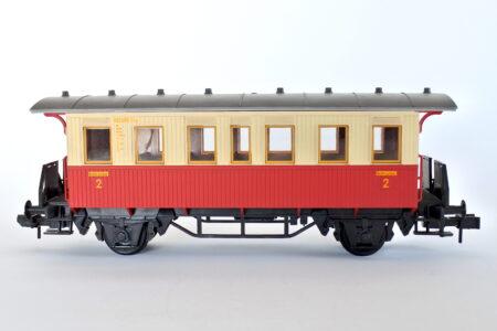 Carrozza passeggeri di 2a classe Marklin 5800 scala I con scatola originale