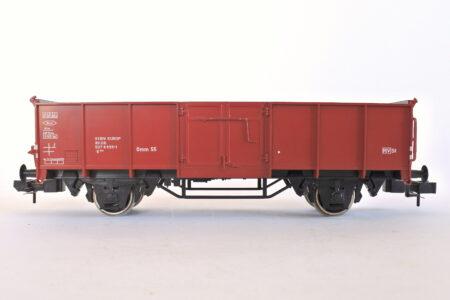 Vagone merci Marklin 5850 scala I con sponde alte della DB Tedesca