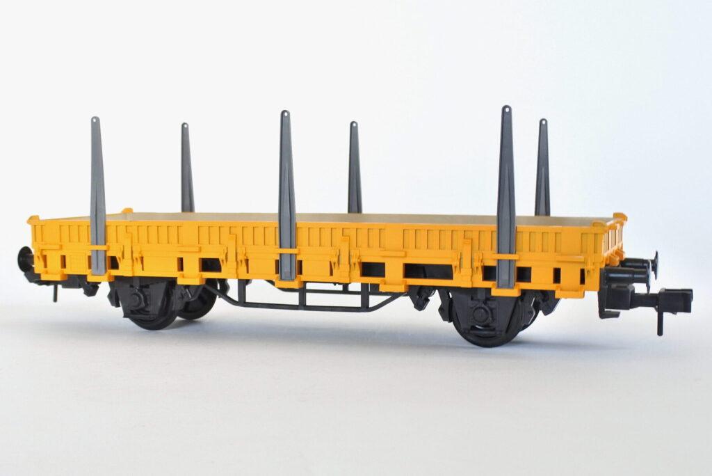 Carro merci Marklin 5853 scala I con stanti e scatola originale