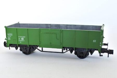 Carro merci Marklin 5851 scala I della SNCB con scatola originale