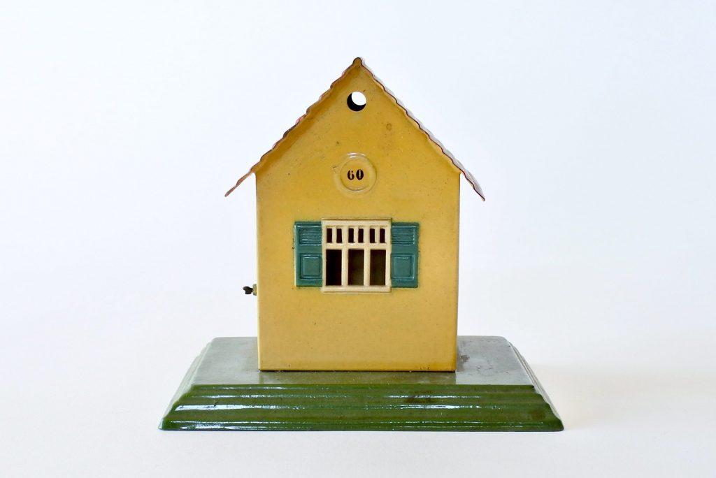 Marklin H0 2160 anni 30 casa del custode della ferrovia